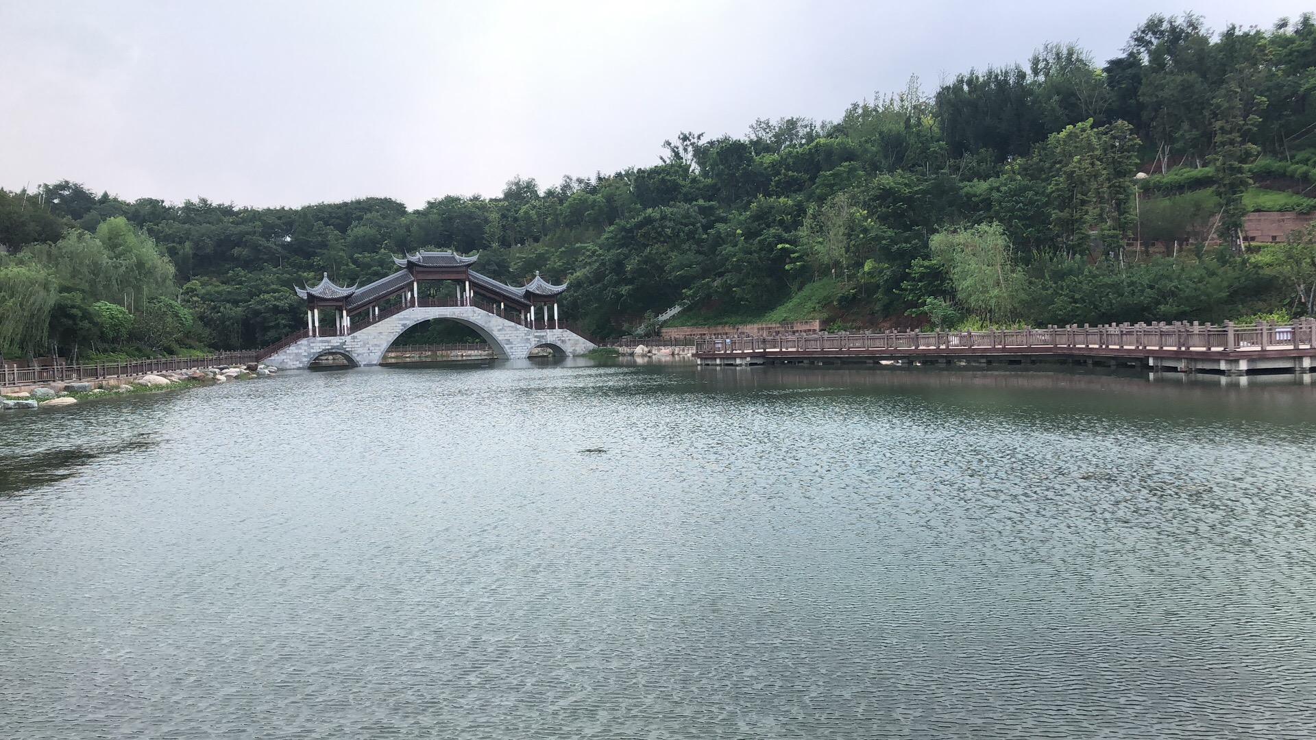 凤岭公园2018年效果图